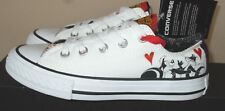L@@K! NIB GIRLS BOYS CONVERSE ALL STAR LOONEY TUNES PEPE LE PEW 361180F YOUTH 13