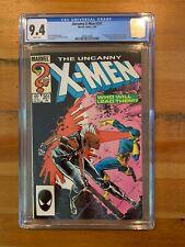 Uncanny X-Men #201 CGC 9.4 Grade