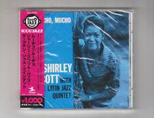 (CD) Mucho, Mucho [Japan Imp] /SHIRLEY SCOTT w/ LATIN JAZZ QUINTET /  VICJ-41869