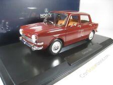 Simca 1000 LS 1974 1/18 Norev (amarante red)