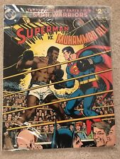 Superman Vs. Muhammad Ali 1978 DC Comics