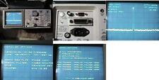 Tektronix 2710 Spectrum Analyzer 9khz to 1.8Ghz NR GPIB tracking generator +opts