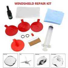 Auto Windshield Chip & Crack Car SUV Glass Window Scratches DIY Repair Tool Kits