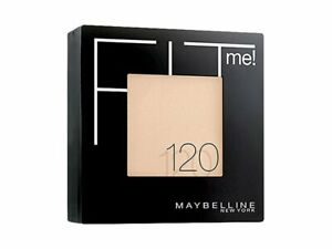 Maybelline Fit Me Pressed Powder Foundation - 120 Classic Ivory