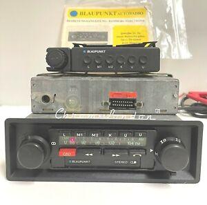 Complete BLAUPUNKT BAMBERG ELECTRONIC Classic Car FM Radio +MP3 WARRANTY 911 930
