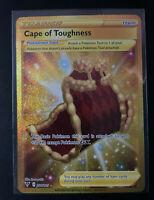 Pokemon TCG Cape Of Toughness 200/185 Gold Trainer Secret Rare Pack Fresh