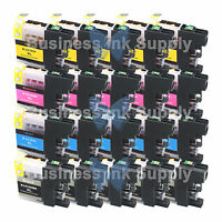 20 PACK LC103 *VERSION 3 CHIP* High Yield Ink Cartridge for BROTHER MFC-J875DW