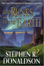 The Runes of the Earth (Last Chronicles of Thomas Covenant) by Steven Donaldson