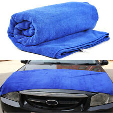 160x60cm Large Microfiber Drying Cleaning Towels Car Wash Clean Cloths Kitchen
