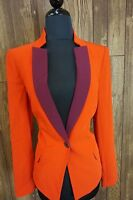 """NWT$458.00Marc By Marc Jacobs Clothing """"SPARKS CREPE BLAZER"""" SZ:6"""