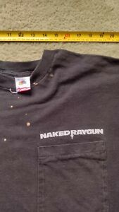 Naked Raygun vintage t-shirt Free Shipping in the US