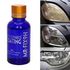 30ML Car Paint Anti-scratch Liquid Ceramic Coat Headlights Glass Coating+ Sponge