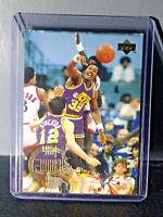 1995-96 Upper Deck Karl Malone #142 Basketball Card