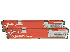G.SKILL 8GB (2 x 4GB) 240-Pin DDR2 SDRAM DDR2 800 (PC2 6400) Dual Channel Kit