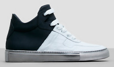 $295.00 Kenneth Cole Black Label Go The Distance Sneakers Italy Size 9