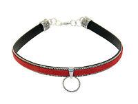 Halsband TAYGETA Collar Necklace SM BDSM Kette Halskette Ring der O Fetish 70006