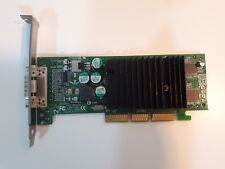 Dell NVIDIA GeForce FX5200 128MB AGP DMS-59 Graphics Card P118 G0170