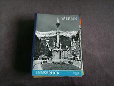 Merian Innsbruck 8. Jahrgang 1955 1. und 2. Halbheft rar