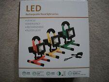 Rechargeable LED Flood Light LED COB Work light Portable 20 Watt, Li-ion Battery