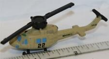 MICRO MACHINES AIRCRAFT Helicopter BELL UH-1 HUEY # 1