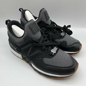 New Balance 574 Sport x New Era Colab MS574NE Black Charcoal Men's Size 8