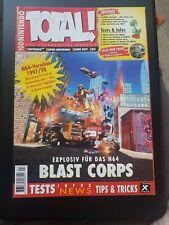 Total! Magazin Jahrgang 1997 Ausgaben zum Auswählen Nintendo