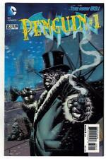 DC Comic NEW 52 7.3 3D Penquin Batman justice league  VFN+