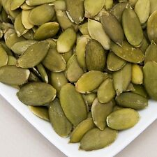 PUMPKIN SEEDS/PEPITAS SHELLED RAW UNSALTED,1 LBS