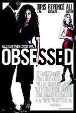 Obsessed (DVD, 2011)-NEW&SEALED-IDRIS ELBA, BEYONE KNOWLES & ALI LARTER