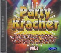 PARTY KRACHER + CD + Fetenhits + 18 Hits für die Fete + Karneval u.a + NEU + OVP