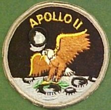 NASA Apollo 11 First Moon Landing Mission Patch