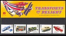 GB 2003 Toys/Plane/Train/Bus/Car/Rocket P Pack (n30644)