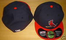 St Louis Cardinals Alt New Era Hat Cap Baseball 7 3/8