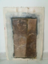TAPIES   MIXED MEDIA