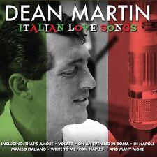 DEAN MARTIN - ITALIAN LOVE SONGS 2 CD NEUF