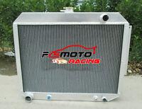 ALUMINUM RADIATOR for 1966-1970 Chrysler/Dodge Polara/Plymouth 7.2 V8 440 ENGINE