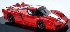 Ferrari FXX F140 COUPE 2005-06 Red 1:43 HOT WHEELS ELITE