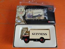 CORGI GUINNESS LIMITED EDITION BEDFORD TK BOX VAN SCALA 1:50 NUOVO ANNO 2000