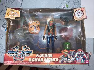 Biker Mice From Mars - Fighting Action Figure