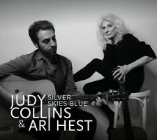 Judy Collins & Ari Hest : Silver Skies Blue CD (2016) ***NEW***