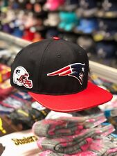 be0ae12e4fd New England Patriots Pro Standard THE FUTURE Strapback Black Adjustable NFL  Hat