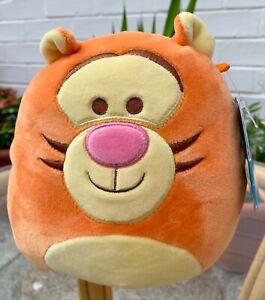 "BNWT Tigger Pig Winnie the Pooh USA Exclusive Disney Squishmallow  7"" 18cm"