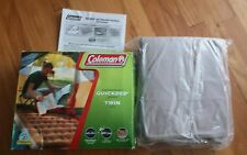 Coleman #5998L300 Twin Airbed Comfortsmart Quickbed -New