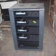 SIMOCO XD SDM600 Simoco Tranceivers x 4 in Rack with Control Station Combiner