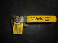 """APOLLO 82-103-01, ON/OFF PNEUMATIC VALVE, 600 WOG, 1/2"""", NEW  NO PACKAGE"""