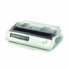 OKI Microline 3391 Ml3391 24 Pin Eco Dot Matrix Printer USB Parallel 01308503 UK