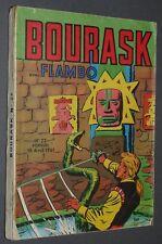 PETIT FORMAT LUG EO JOHNNY BOURASK N°22 AVRIL 1961 PETIT RANGER COCHISE FLAMBO