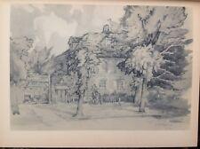 Elm Hall, Wanstead,  Essex, 1947 Vintage Print