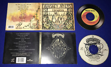 (2)Whiskey Myers CD Firewater/Early Morning Shakes Wiggy Thump