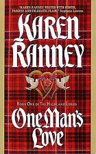 One Man's Love by Karen Ranney